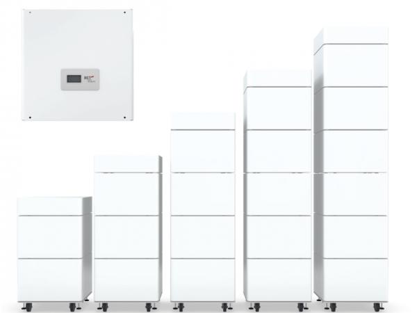 Marca alemã RCT Power apresenta sistemas de baterias fotovoltaicos altamente eficazes aos parceiros da SOLVasto