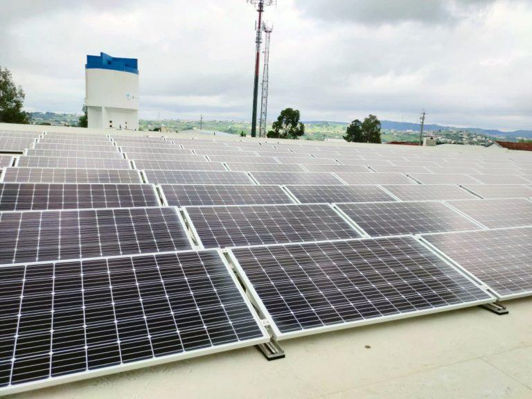 Projeto Batalha Tempra I 112,5 kWp