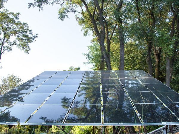 Are solar photovoltaic modules sustainable?