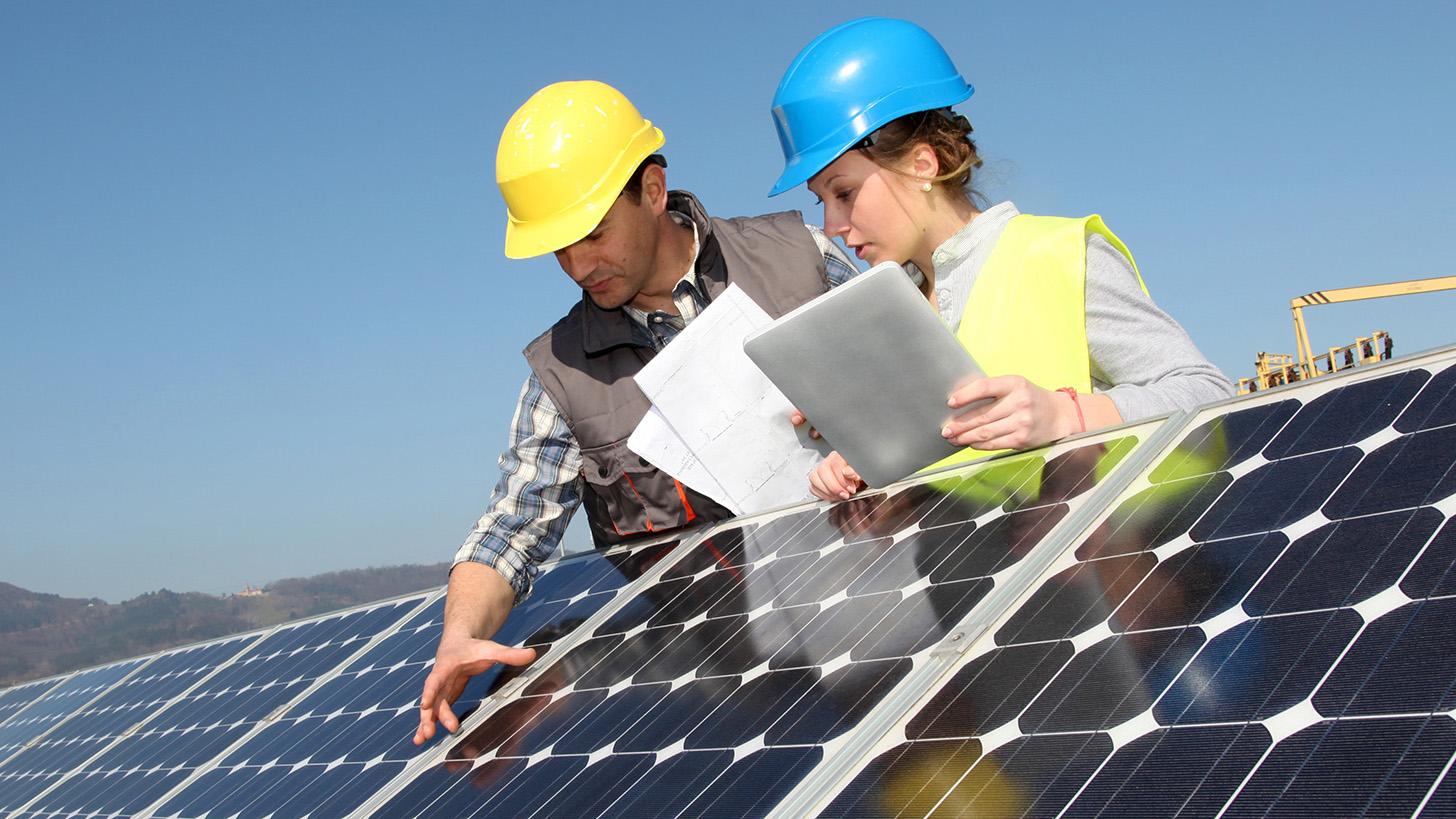 Painel Sistema Fotovoltaico