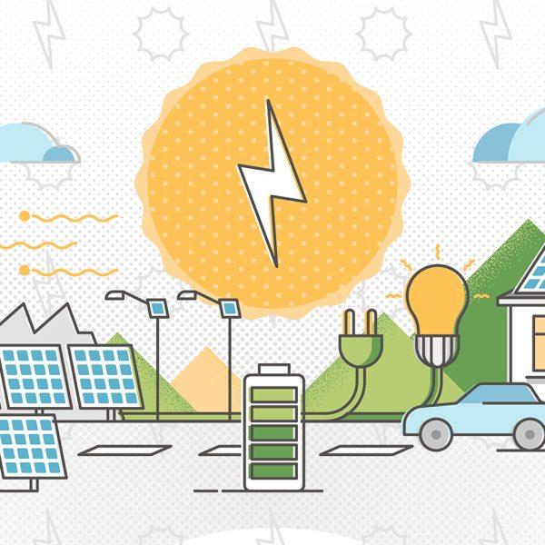 Como funciona um sistema fotovoltaico?