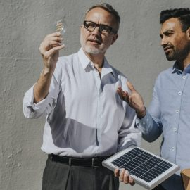 Self-consumption – why companies invest in solar energy